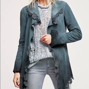 BNIB NWOT Free People Infinite Arms Jacket Size L